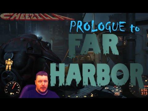 Fallout 4 DLC Far Harbor Prologue |