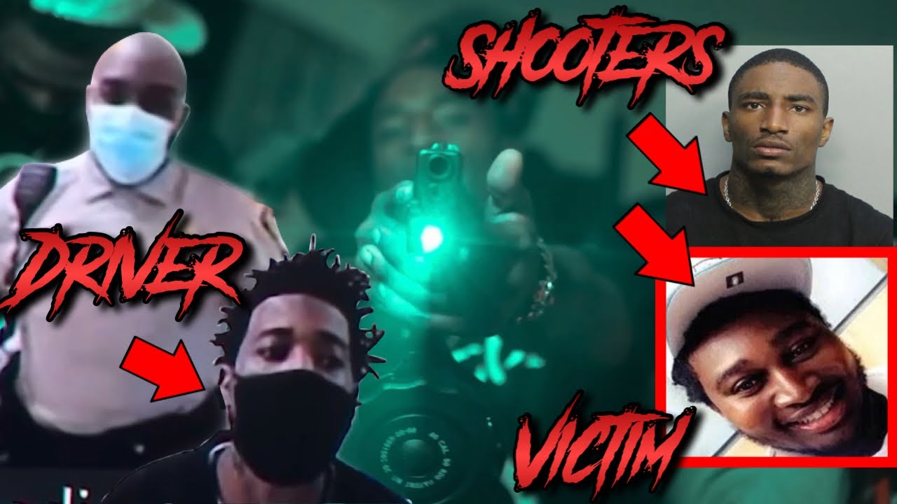 YFN LUCCI I.D.'D AS DRIVER, MIAMI RAPPER CP3 & VICTIM WERE SHOOTERS IN ATL DRIVE-BY GONE WRONG