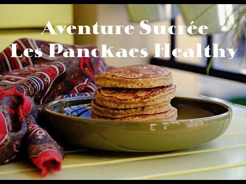 aventure-sucrée---recette---pancakes-healthy-(banane-flocons-d'avoine)---pancakes-sans-sucre