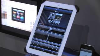 iPad  приложение для интеграции в систему URC Total Control(, 2013-06-20T17:05:31.000Z)