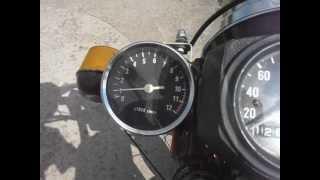 видео Спидометр восход 3 м. Мотоцикл