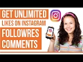 Get unlimited Instagram likes in 5 minute