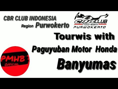 Touring Wisata PMHB tembus 120++ motor, CBR indonesia purwokerto JOIIINN!!!