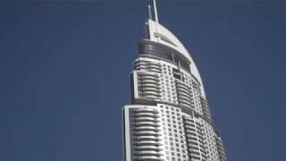 The Address - Dubai's latest 5* hotel (Dubai Mall)