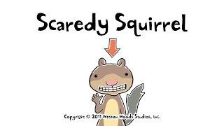 Scaredy Squirrel trailer