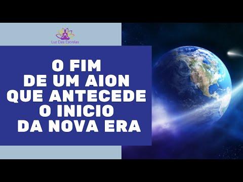 O FIM DE UM AION QUE ANTECEDE O INICIO DA NOVA ERA