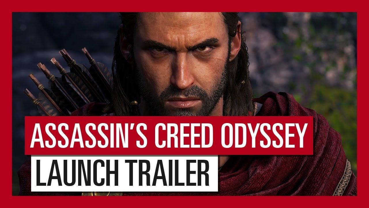 Узнайте, что думают критики об Assassin's Creed Odyssey — трейлер