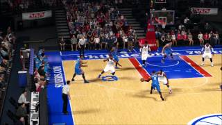 nba 2k15 how to play lockdown defense 2 3 zone tips tutorials