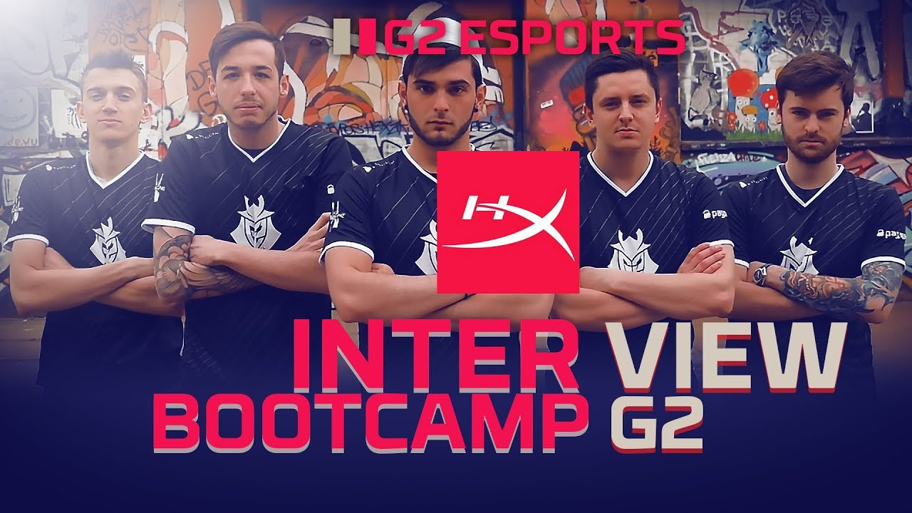 G2 Esports: Bootcamp Interview - Chapitre 1 - YouTube