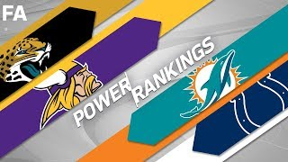 NFL Power Rankings Post Free Agency! | NFL Highlights
