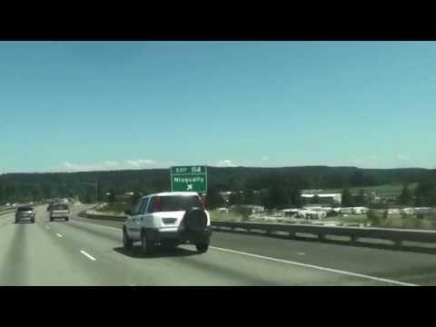Interstate 5 In Washington,Exit114 to Nisqually, WA 98327