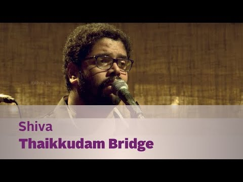Shiva - Thaikkudam Bridge - Music Mojo - Kappa TV