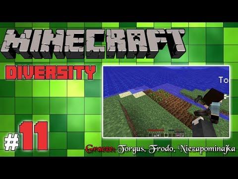 "Minecraft Escape: Diversity z Frodo/Torgus! [11/14] - ""Czysty survival"""