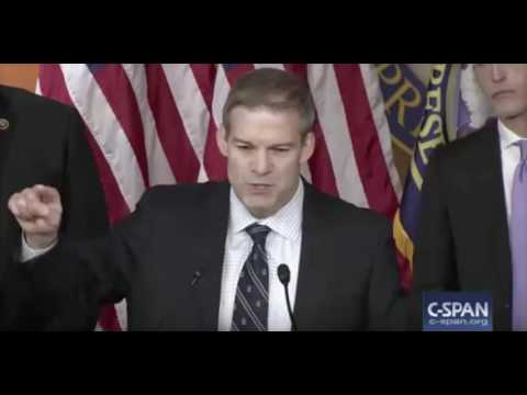 JIM JORDAN: BENGHAZI WAS A COVER UP BY CLINTON AND OBAMA