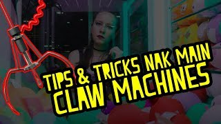 Oh! Media Tips &amp Tricks Claw Machines