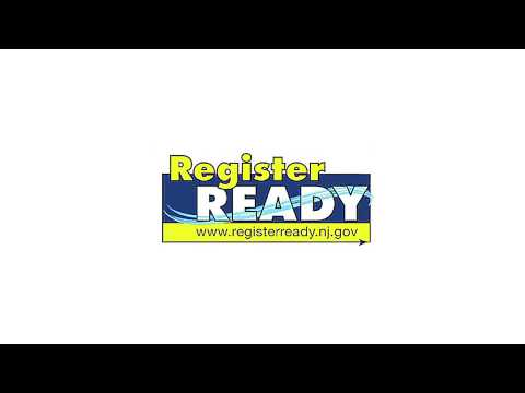 New Jersey Radio Production: Register Ready Radio Commercial