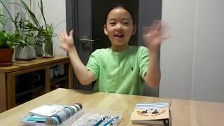 [예니TV] 파란색을 주제로 다이어리 꾸미기