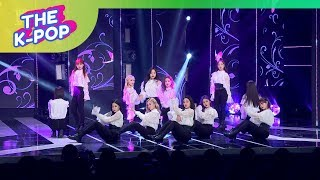 LOONA, Butterfly [THE SHOW, Fancam, 190305] 60P