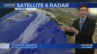 Late Saturday Night Weather Update October 20th, 2018