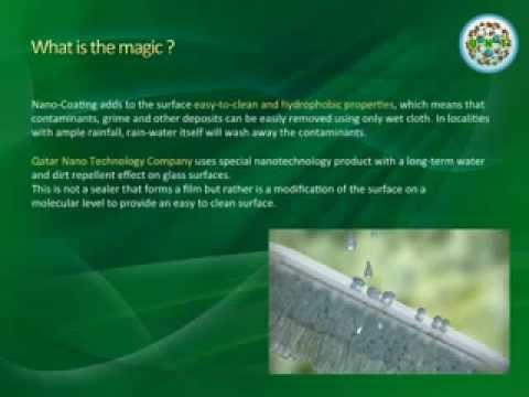 Nano Glass Presentation