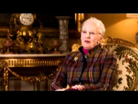 Queen Margrethe II of Denmark's CNN interview part 3/3