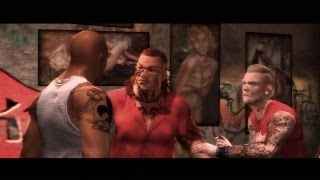 Saints Row 2 - The Brotherhood Cutscenes