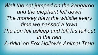 Watch Tom T Hall Fox Hollows Animal Train video