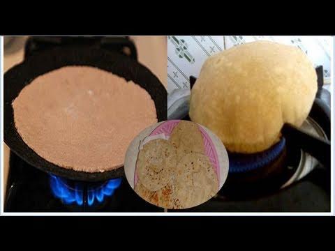 Jowar or Jonna Roti (Sorghum Roti) - Milo Flat Bread Video Recipe Bhavna''s Kitchen