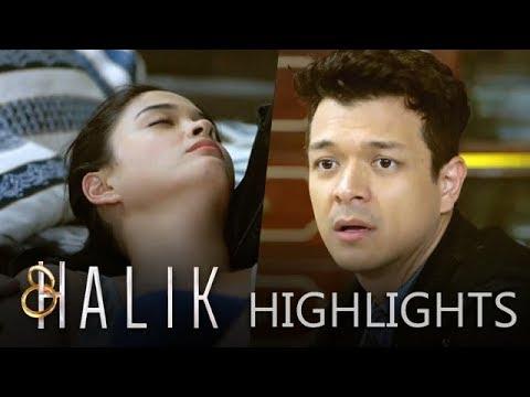 Halik: Lino finds an unconcsious Jade   EP 86
