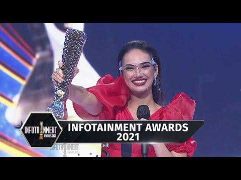 Download Most Charming Female Celebrity - Haico Van Der Veken | Infotainment Awards 2021