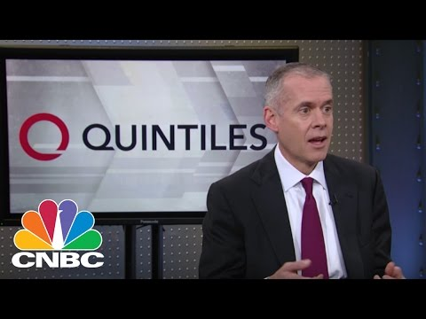 Quintiles Transnational Holdings CEO: Behind The Deal | Mad Money | CNBC