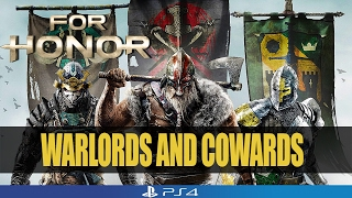 For Honor Gameplay Walkthrough Part 1: Warlords and Cowards | No Commentary
