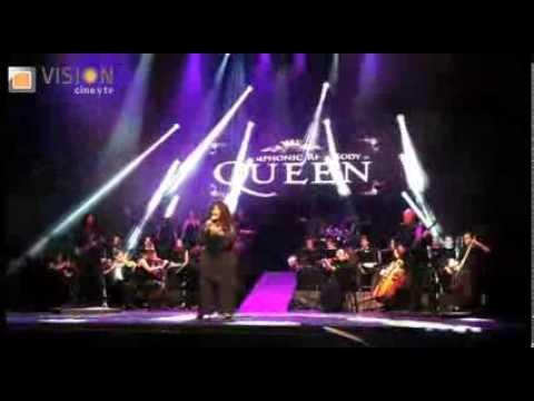 'Symphonic Rhapsody of Queen' en el Teatro nuevo Apolo de Madrid
