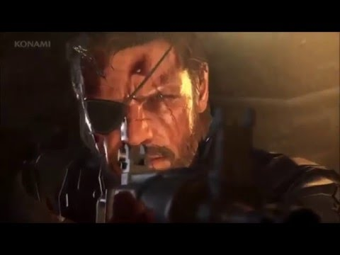 Cinematic | Metal Gear Solid V - Big Boss Returns - Main Theme