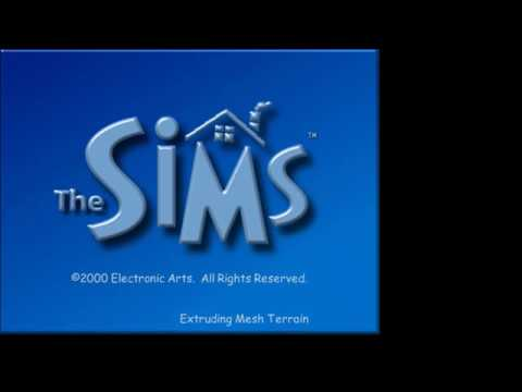 sims 1 and the visitors of azkahouse