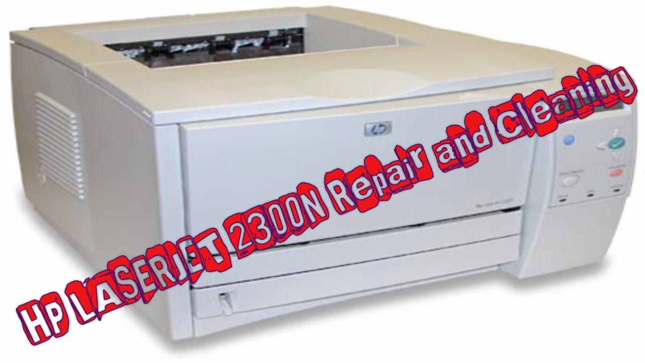 repairing my hp laserjet 2300n from 2003 youtube rh youtube com hp laserjet 2300 parts manual HP LaserJet 2100