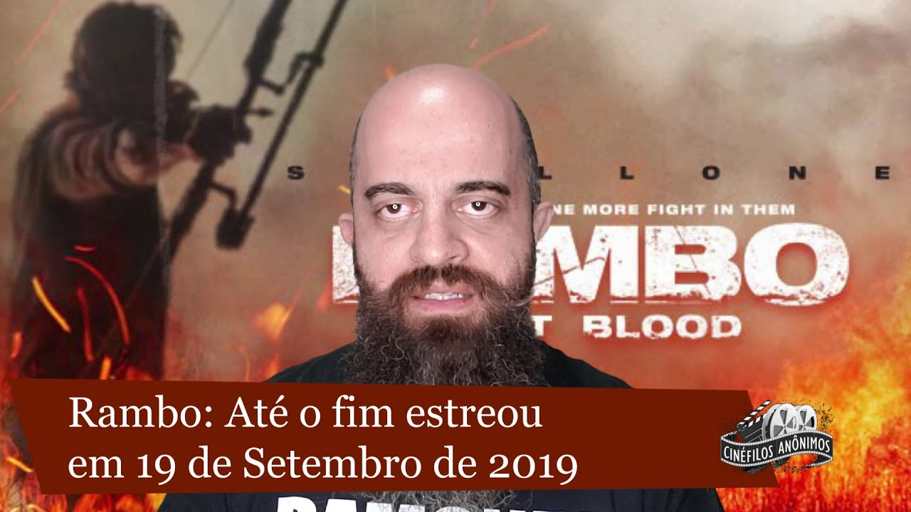 Crítica: Rambo - Até o fim. ⭐⭐⭐