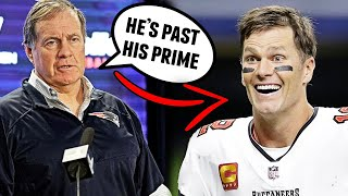 What The NFL Said About  Tom Brady When He Signed With The Tampa Bay Buccaneers