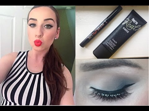The double wing how to featuring benefit's they're real! Push-up.