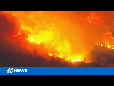 How Did The Kincade Fire Start? L Here's What Happened To PG&E Equipment Nearby