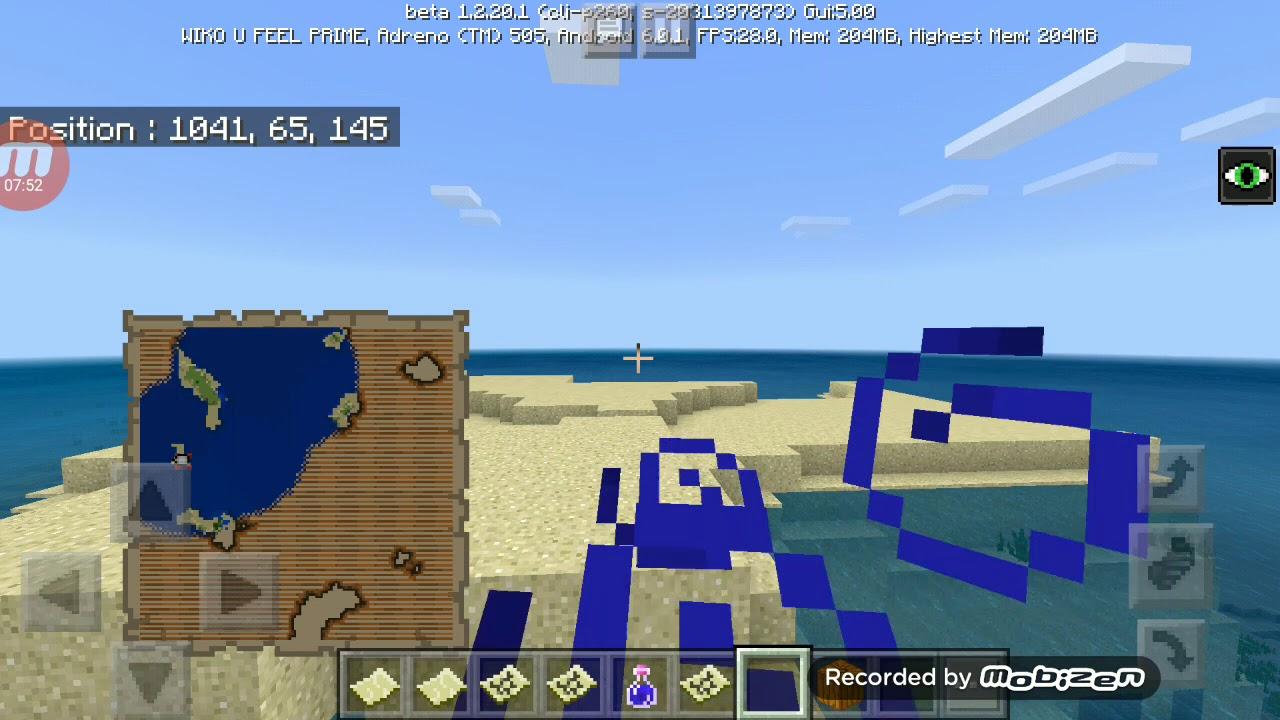 La Carte Au Tresor Quel Jour.Minecraft Carte Au Tresor Nouvelle Mise A Jour Trop Bien Youtube
