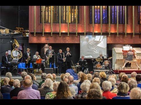 Astra Theaterorgel met The Organics band 22-10-2017