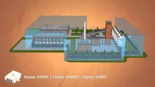 Гюрза-035: Охрана периметра(Периметральный охранный извещатель