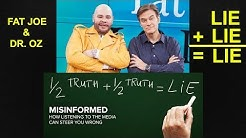 Dr. Oz and Fat Joe Misinformed About Weight Loss - EPISODE #10