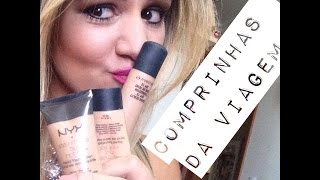 Comprinhas no Paraguay: Maquiagem!
