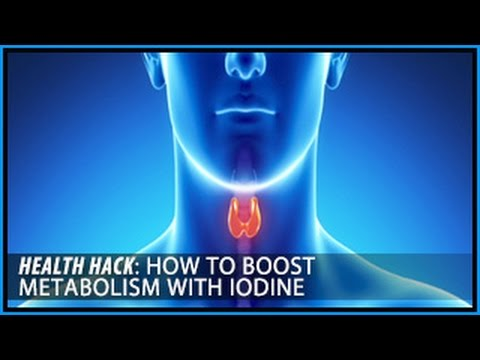 How to Boost Metabolism with Iodine: Health HacksThomas DeLauer