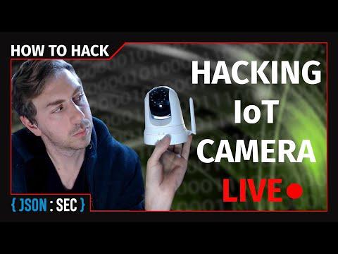 IoT Security Cameras Vulnerability Demonstration | Hướng dẫn hack thú vị 1