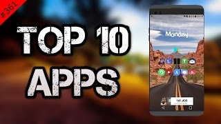 Top 10 Apps - #361 Top 10 Best APPS - February 2017