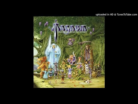 Magnum -  Lost On The Highway To Eternity (feat. Tobias Sammet)
