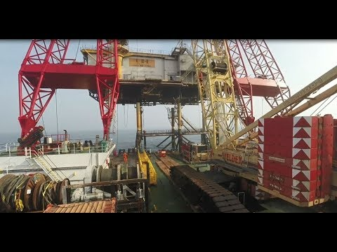Scaldis Salvage & Marine - Decommissioning of platform K10 B